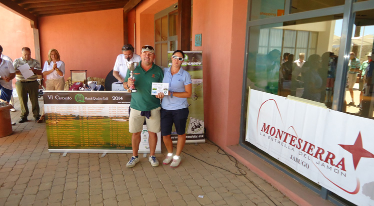 Match Quality Golf Montesierra 2014