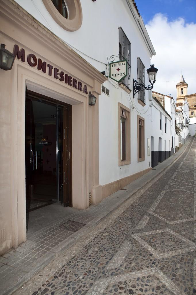 Instalaciones Montesierra Jabugo