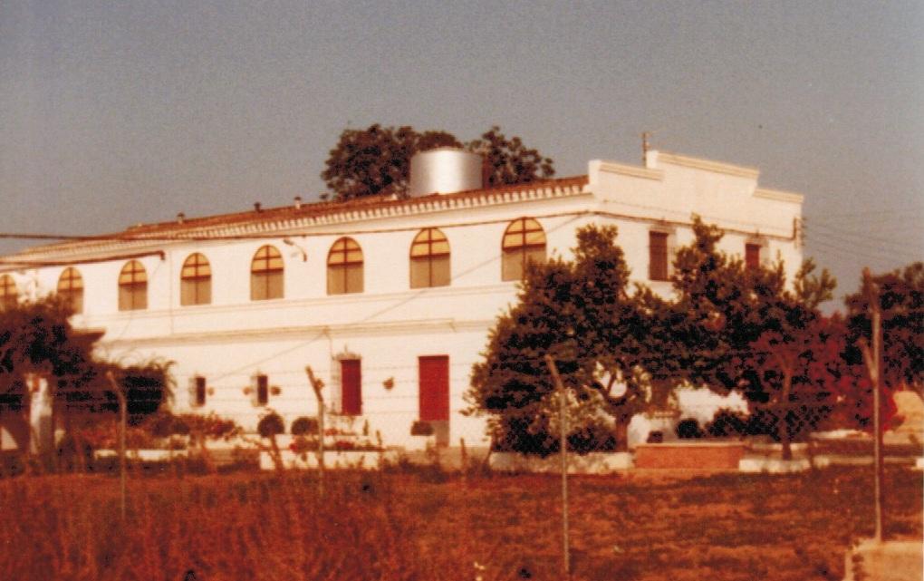 Fachada Antigua Montesierra