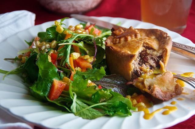 Pastel de cerdo - carne Montesierra