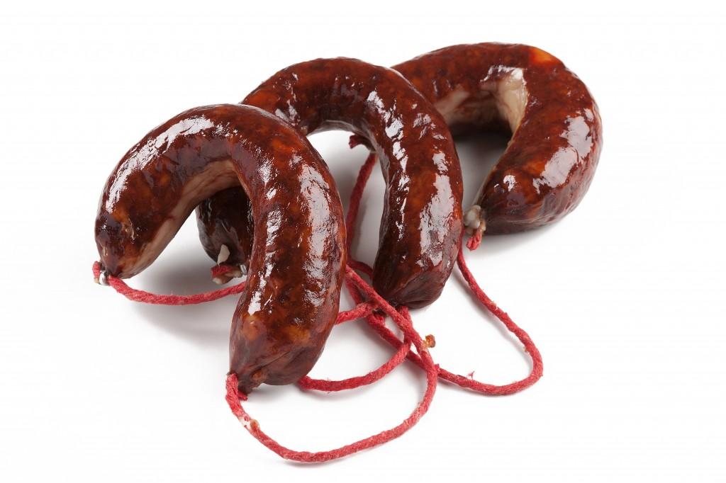 Chorizo ibérico serranito Montesierra