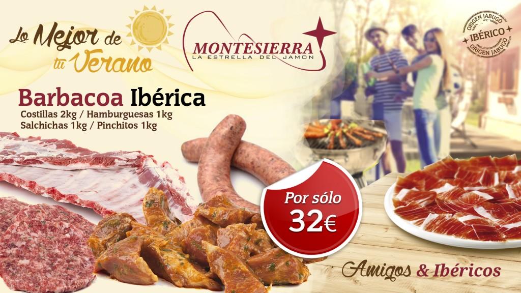 Barbacoa Ibérica Montesierra