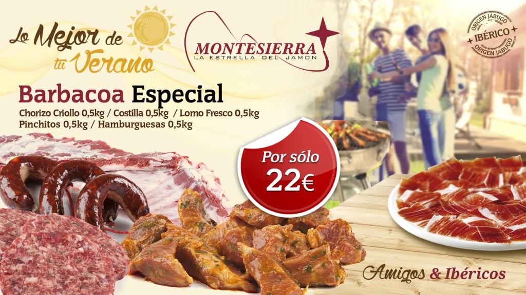 Barbacoa Especial Montesierra