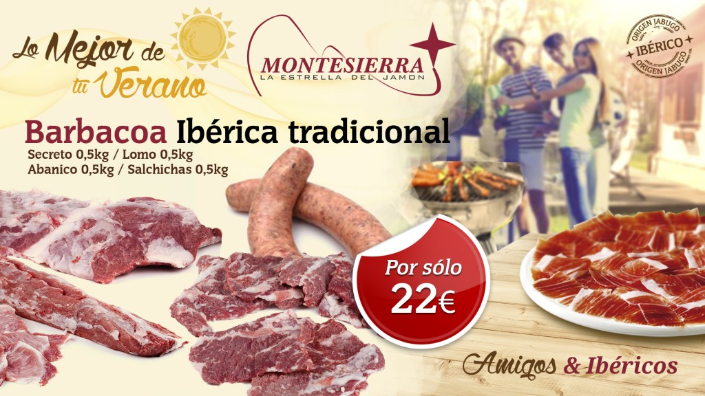 Barbacoa Ibérica Tradicional