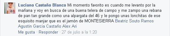 Facebook Montesierra