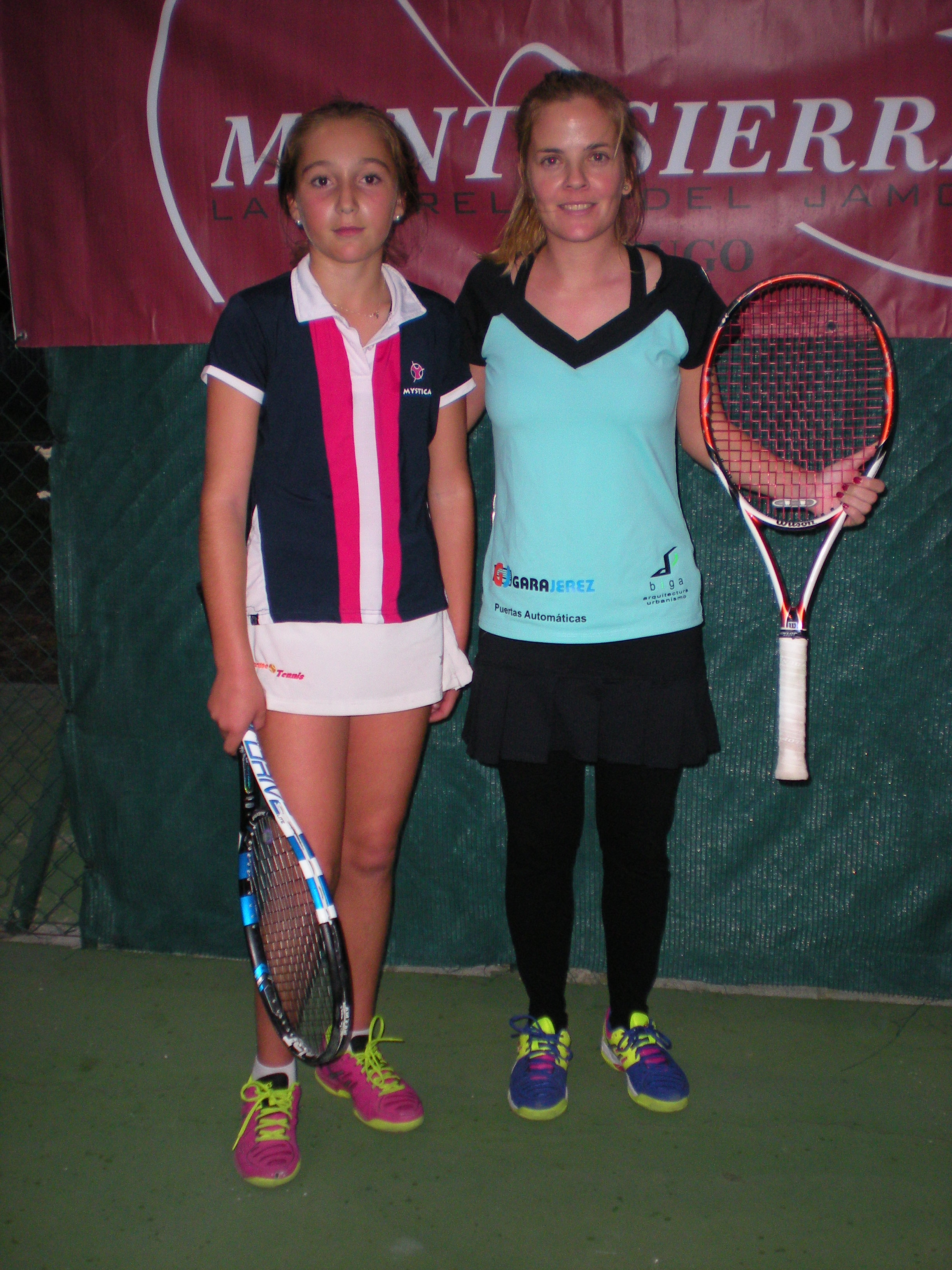 11 FINAL FEMENINA TENIS ABSOLUTO