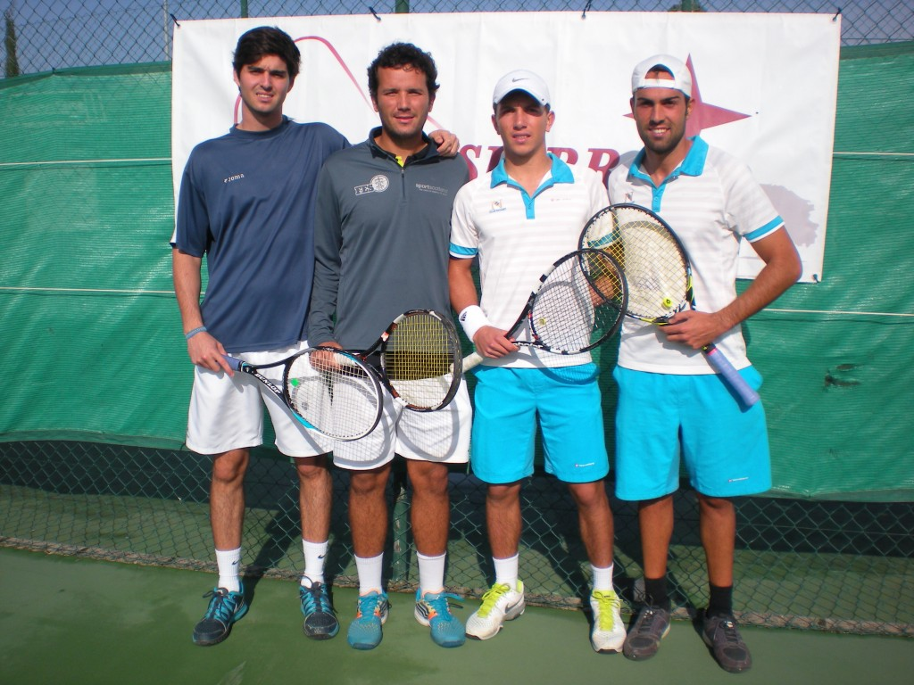 13 FINAL MASCULINA TENIS DOBLES