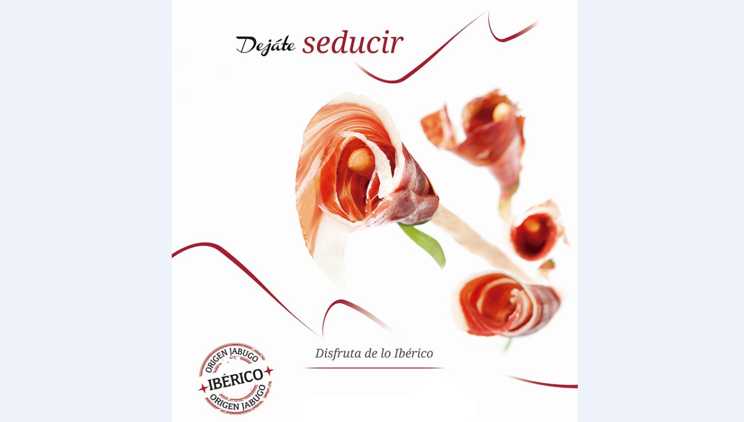 Rosas de Jamón Ibérico Montesierra