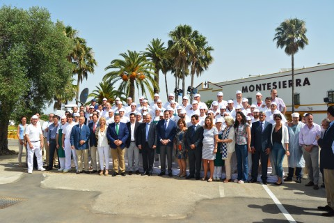 Plantilla de Montesierra en Jerez