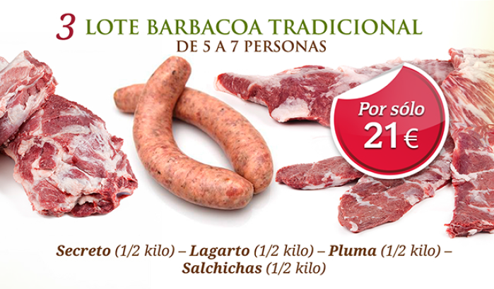 Carne ibérica Montesierra