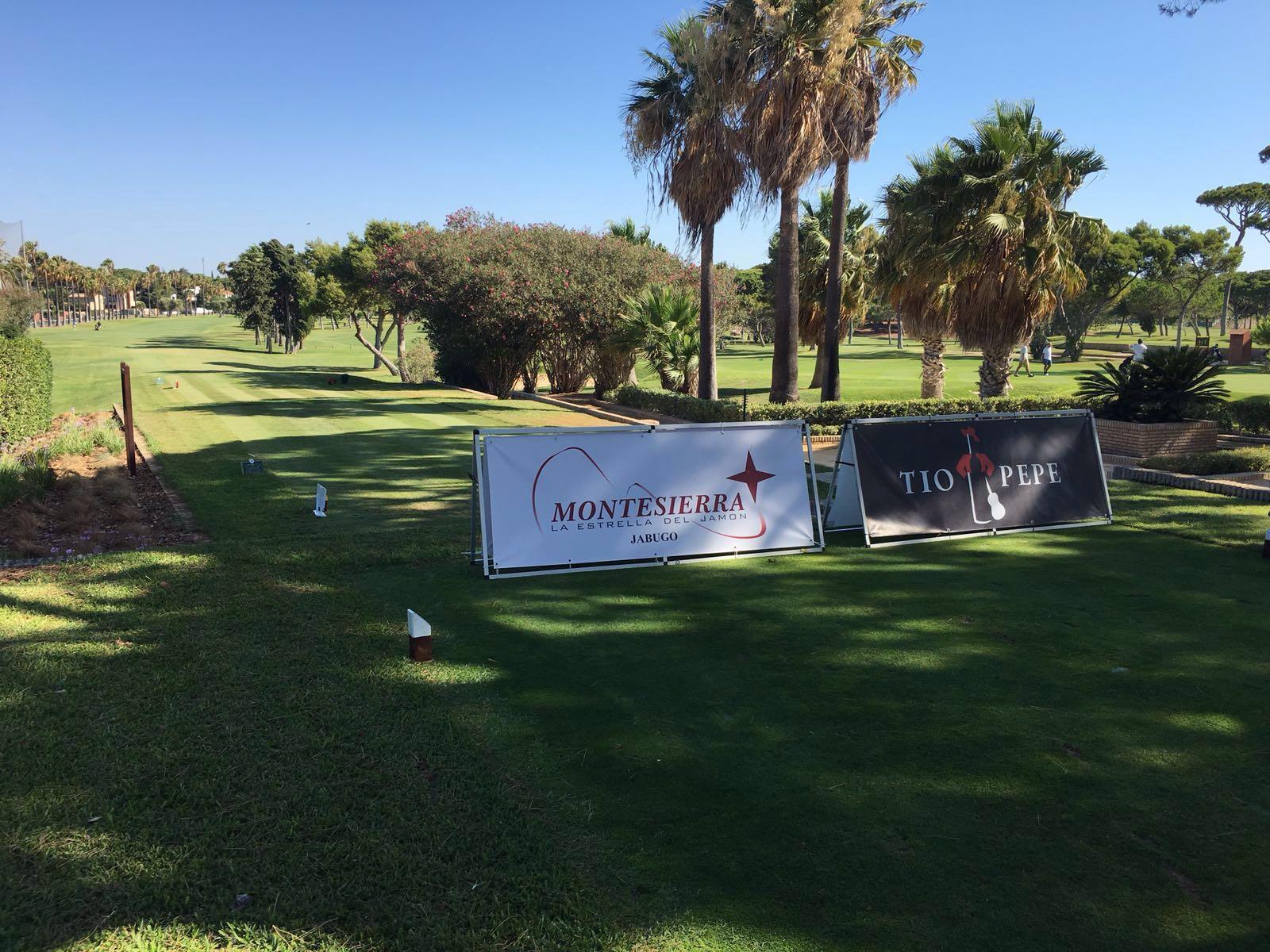 IV Trofeo Tío Pepe y Montesierra en Vistahermosa club de Golf