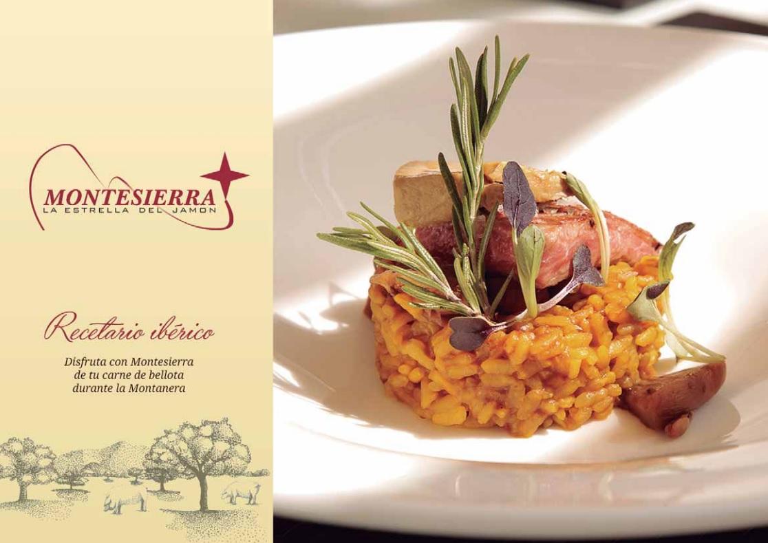 Recetas de carne ibérica cerdo ibérico Montesierra