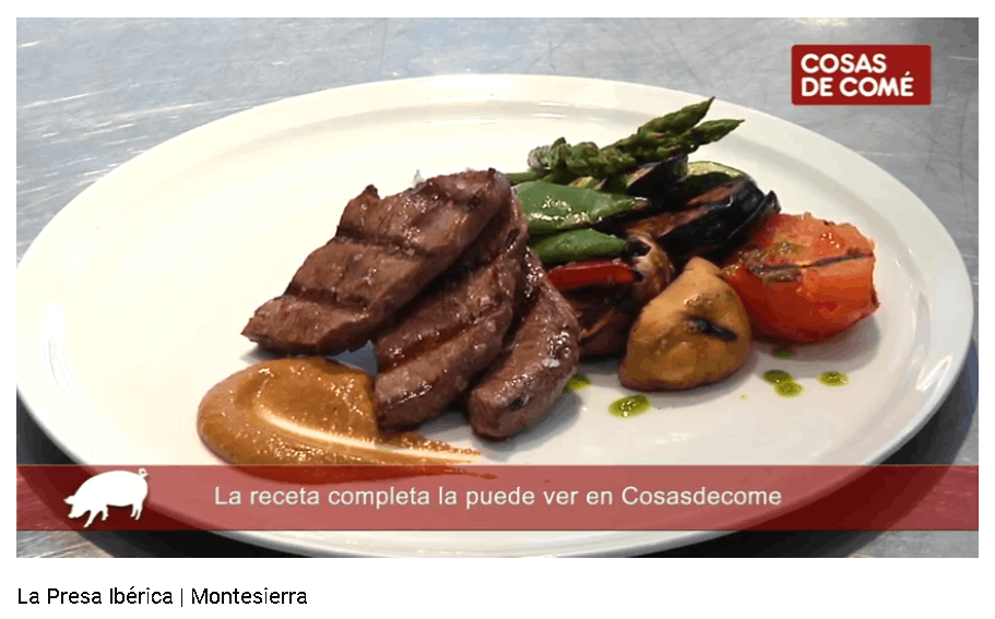 Presa Ibérica Montesierra