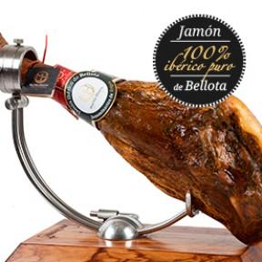 Jamón de Bellota 100% Ibérico DOP Jabugo Martín Hierro