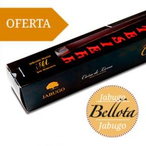 Lomo Embuchado de Bellota 75% o 50% raza ibérica