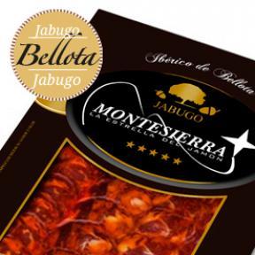 Loncheado Chorizo Cular Ibérico Bellota