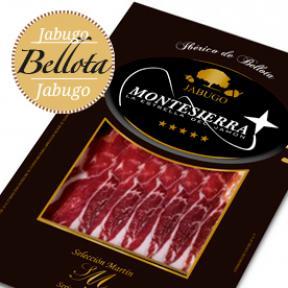Loncheado Paleta Bellota Ibérica 50% o 75% raza ibéricov