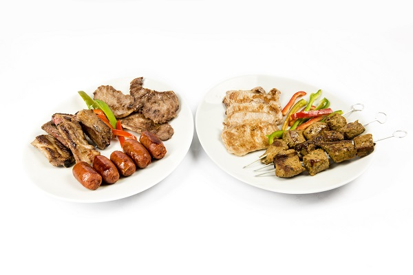 carne ibérica para barbacoa