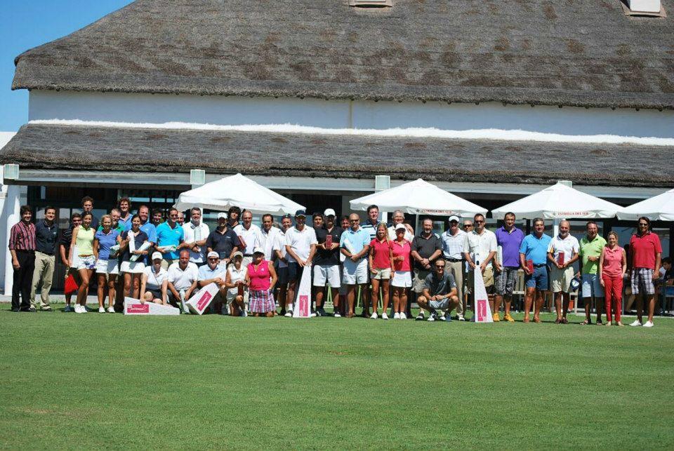 I Torneo Montesierra Golf Costa Ballena (agosto2012)
