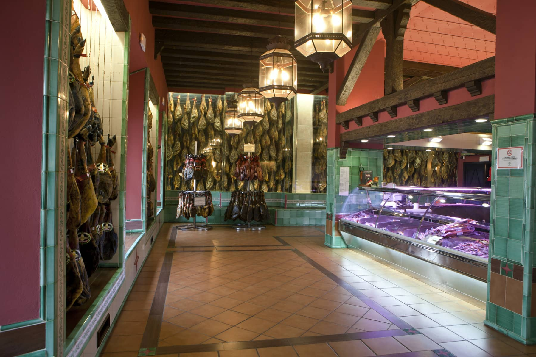 Tienda Jabugo