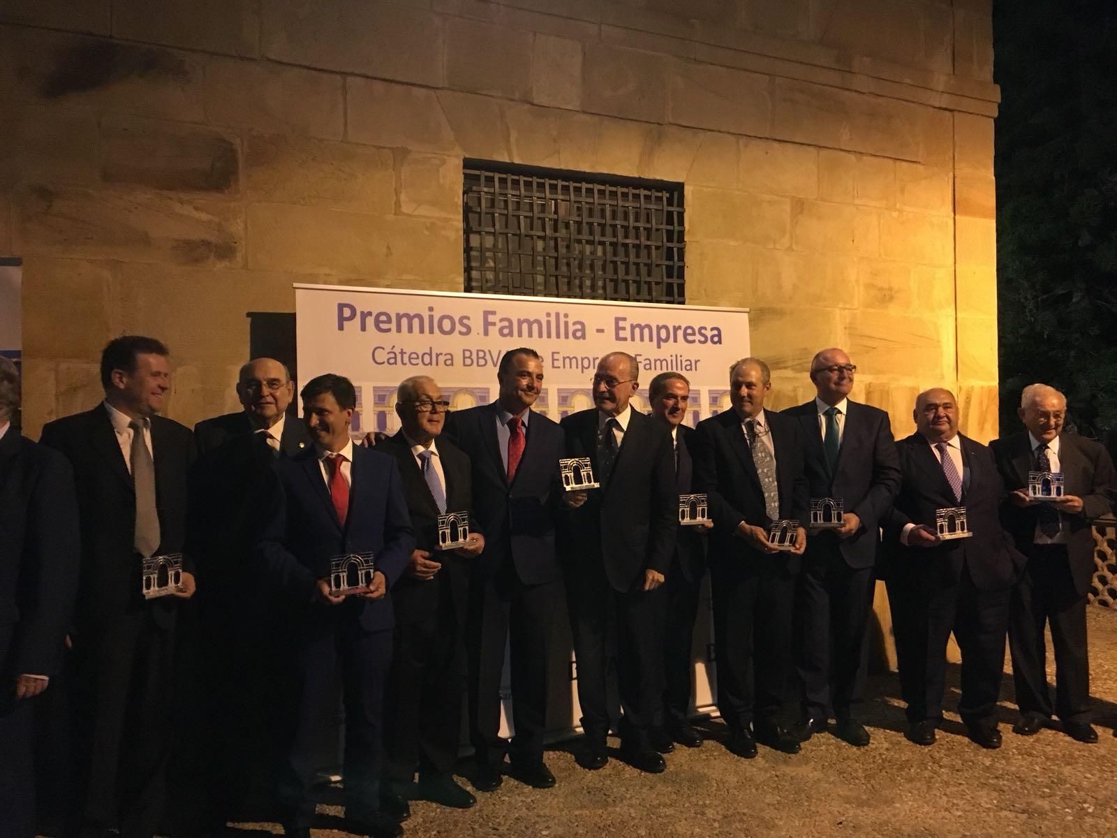 Otros galardonados San Telmo