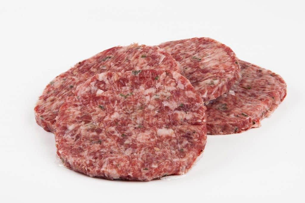 hamburguesas de Montesierra