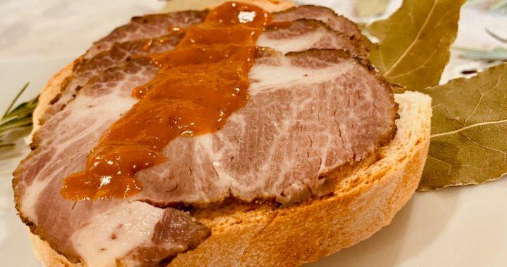 Carne mechada ibérica
