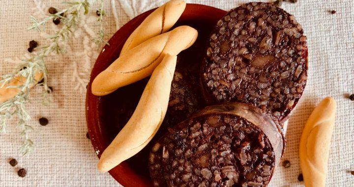 Morcilla de arroz ibérica