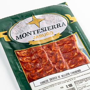 Loncheado Chorizo Cular Bellota Ibérico